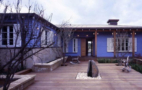 הבית הכחול