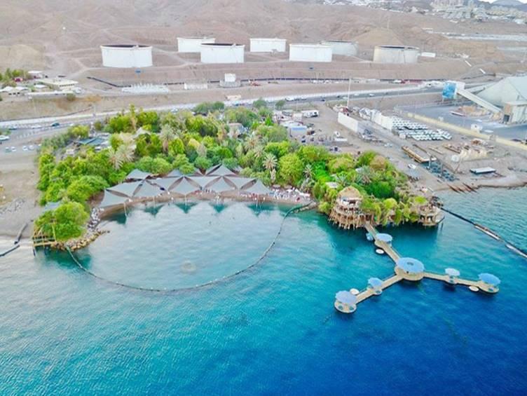 Dolphins Reef- Eilat